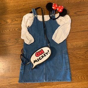 Mickey Mouse Purse/Clutch